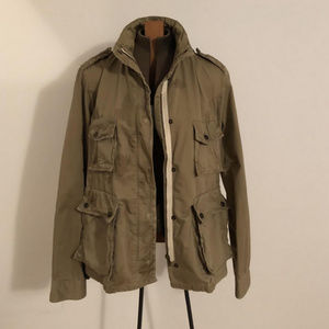DKNY military light weight jacket